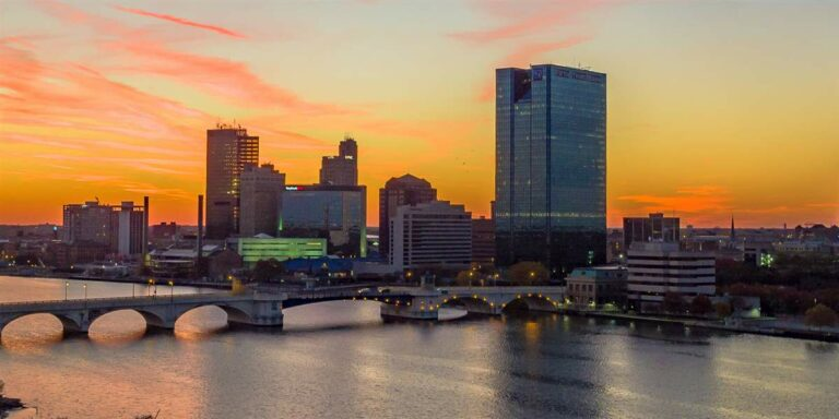 Downtown Toledo, Ohio